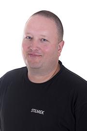 Anders Hällgren : Produktionstekniker skärande bearbetning